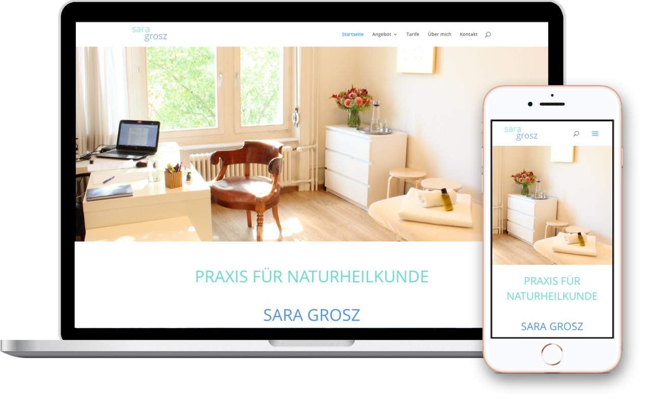 Ihre Website in zwei Tagen (Workshop) – 23. & 24. November
