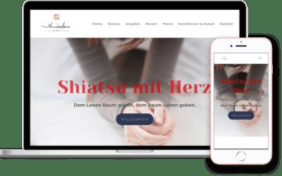 Herbstaktion Webseite und Online Terminbuchung
